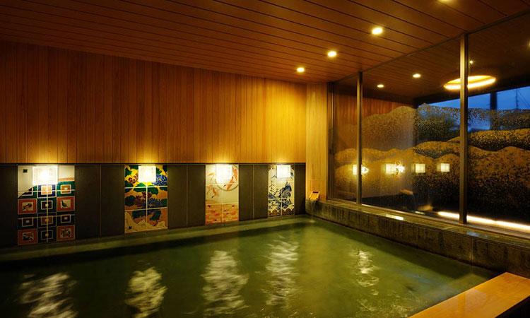 界加賀の温泉