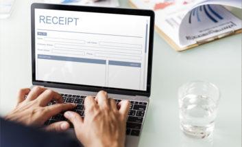 Facebook広告の領収書の発行方法と宛名を変更する方法